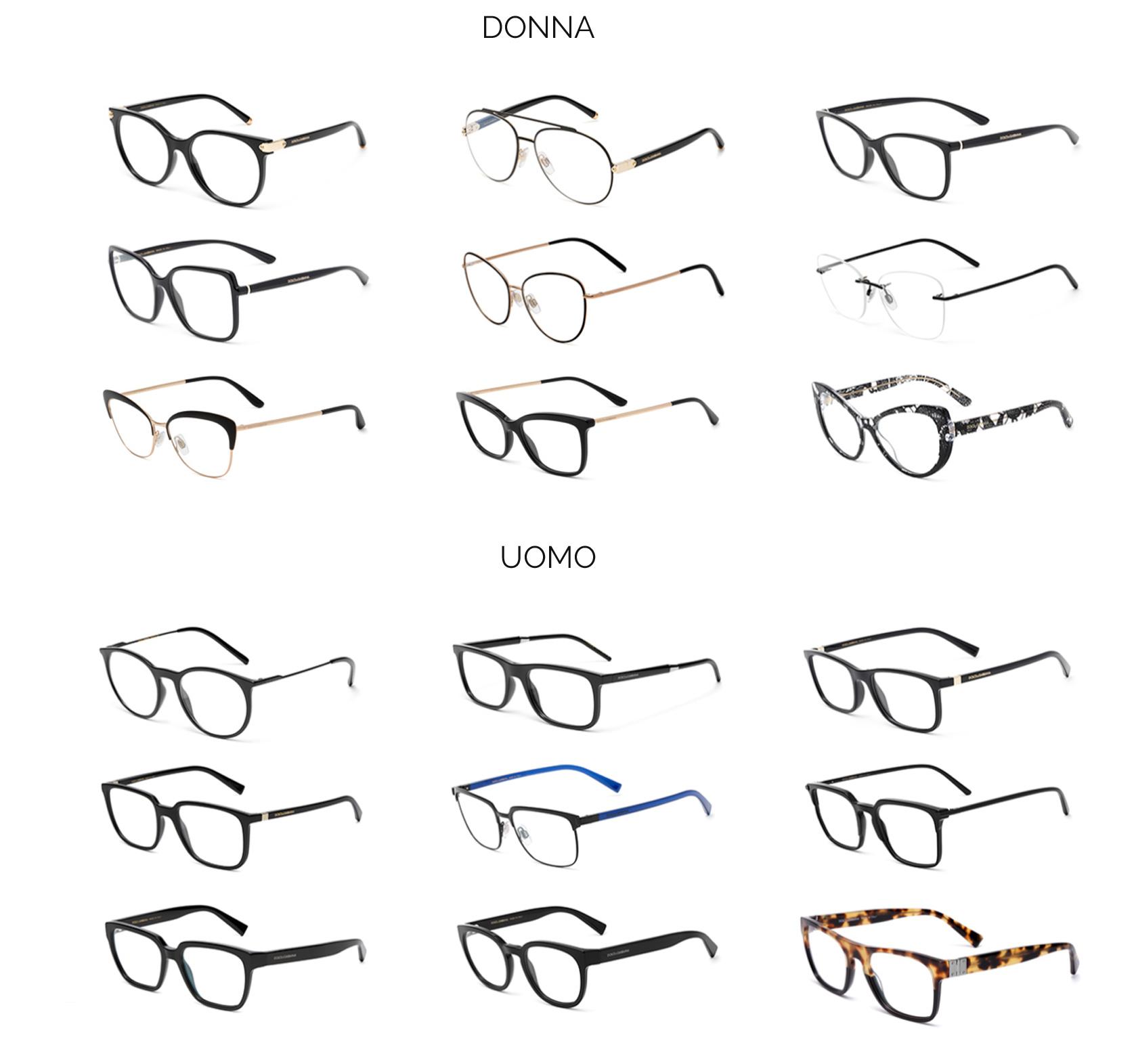 occhiali-da-vista-dolce-e-gabbana-a-prato
